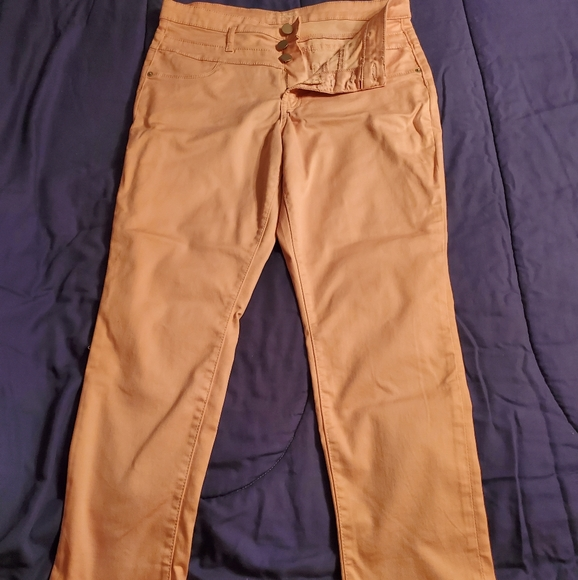 Brand new roll up pants